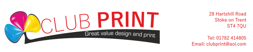 www.clubprint.org.uk Logo